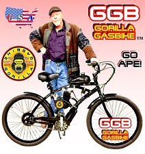 2-Stroke 66cc/80cc Motorized Bike Kit And 26� Cruiser Bike Power Motor Bike Kit