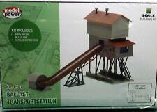 N Scale Model Power 'Ballast Transport Station' Kit #1597
