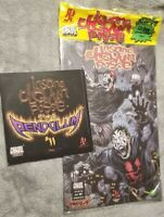 Insane Clown Posse  - The Pendulum 11 Comic Book & CD set twiztid dark lotus icp