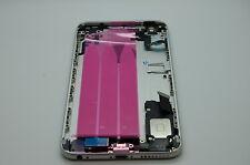Iphone 6S Plus Silver Cubierta Posterior Completo,, Shell completa, todas las piezas de interior de vivienda