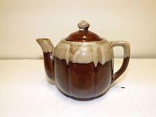 CANONSBURG QUAKER MAID STYLE BROWN DRIP TEA POT
