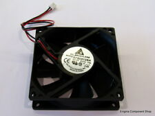 Delta AFB0812SH High Speed 80mm Fan. 12V - 0.51A. UK Seller - Fast Dispatch.