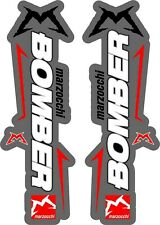 Marzocchi Bomber Fork / Suspension Stickers Decal Kit Bicycle Decal MTB #b062