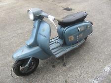 "INNOCENTI LAMBRETTA "" 125 SPECIAL"" 1966  MODEL ORIGINAL ITALIAN UK REGISTERED"