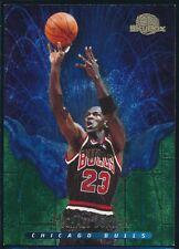 1995-96 SKYBOX MICHAEL JORDAN MELTDOWN INSERT CARD #M1 #M1  NRMT