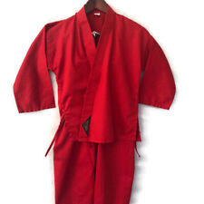 Tiger Claw TC 2000 Series Red Youth 00 Student Martial Arts Tae Kwon Do Uniform