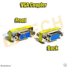 VGA Coupler , Gender Changer , Female To Female