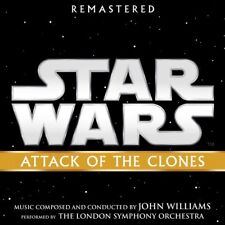 John Williams - Star Wars: Attack Of The Clones (Original Soundtrack) [New CD]