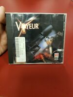 Voyeur PC CD ROM Videogame Adult Interplay 1994 Rare Cinematic Multimedia free
