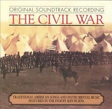 The Civil War - Traditional American Songs And Instrumental Music Featured In Th