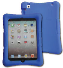 Shockproof Silicone Kid Case for iPad mini 1, 2, & 3, 7.9 inch (Blue)
