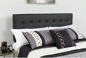 Flash Furniture Lennox Tufted Upholstered King Size Headboard New