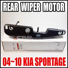 KIA 2004-2010 Sportage Rear Wiper Linkage Motor Genuine OEM 98700-1F002