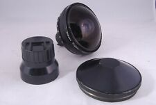 Nikon Kogaku Fisheye-Nikkor 7.5mm 1:5.6 Lens  - Good condition some flaws
