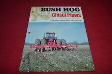 Brush Hog 1500 Series Chisel Plow Dealer's Brochure YABE10 ver2