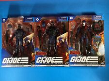 Hasbro G.I. Joe Classified Series - Cobra Island Viper Trooper Action Figure Lot