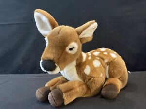 WEBKINZ Signature Deer WKS1020 No Code Stuffed Plush Animal Toy Fawn Stories