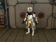 LOOSE STAR WARS REVENGE OF THE SITH CLONE TROOPER COMMANDER BLY