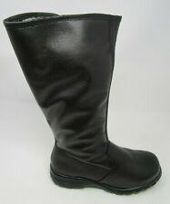 TOE WARMERS WOMEN'S T08668 SHELTER BLACK WATERPROOF MID-CALF BOOTS SIZE: 11/M