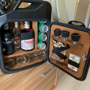 Jerry Can Bar | Mini Bar | Jerry Can Mini Bar | For Husband | For Dad