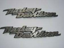 HARLEY DAVIDSON FUEL TANK EMBLEMS MEDALLION SOFTAIL DYNA STREET GLIDE STICK IT