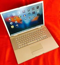 "GREAT MacBook Pro 17""  Intel 2.5GHz + WELL KEPT + Complete STUDIO + EDITING Set"