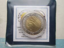 Finland 5 Euro 2007 90 Years of Independence UNC +COA  !!!