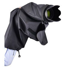 JJC RC-EF Rain Coat Cover Waterproof Dustproof Tripod Mountable Canon 70D T5I T3