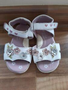 Girls Cupcake Sandals Infant Size 6