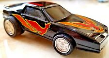 1987 Firebird Trans Am Hot Wheels Action Racers Motorized Pull Back Action Black