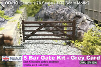 FARM / GOODS YARD  GATES KIT - PACK OF 4 - OO SCALE  1:76 MODEL RAILWAY SCENERY