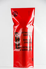 3 - 5# Fire Extinguisher Protective Covers + 1 FREE