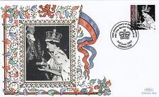 (19040) Gibraltar Cover Queen Coronation 2003