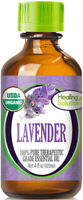 Organic Lavender Essential Oil (100% Pure - USDA Certified Organic)