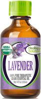 Organic Lavender Essential Oil (100% Pure - USDA Certified Organic)