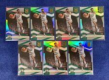2019-20 Jayson Tatum Donruss Elite Base #49 Celtics Lot Of 7