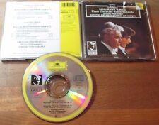KRYSTIAN ZIMERMAN H.KARAJAN - SCHUMANN GRIEG Klavierkonzerte op54+op16  DG CD