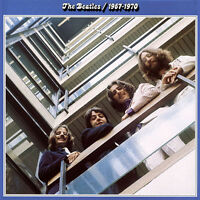 THE BEATLES - 1967-1970 (BLUE ALBUM): 180GRAM 2LP VINYL SET (November 24th 2014)