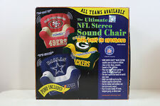 Super Rare NEW Ultimate San Francisco 49ERS Fan Inflatable Sports Football Chair