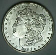 1883 CC Morgan Silver Dollar Uncirculated  $1 US Coin Carson City Minted BU