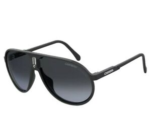 Glasses Sunglasses CARRERA CHAMPION DL5 (Jj) Black Matt / Grey Gradient