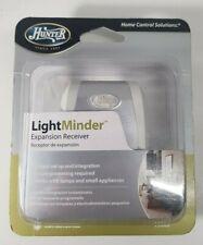 HUNTER 45000 LIGHT MINDER EXPANSION RECEIVER 120VAC 500 WATTS New