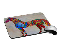 Horse Digitally Printed Mouse Pad Gaming Mouse Non-Slip Mat