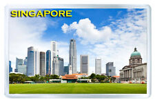 SINGAPORE MOD2 FRIDGE MAGNET SOUVENIR IMAN NEVERA