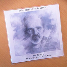 ERIC CLAPTON PROMO Single CD 'Call Me The Breeze' J.J.CALE 2 Track Promo