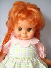 BAMBOLA FURGA TERESA anni 60 con abito nuovo COROLLE poupée muneca doll  toy