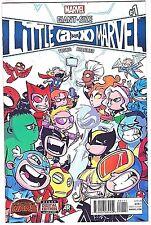 GIANT-SIZE LITTLE MARVEL: A VS X#1 NM 2015 MARVEL COMICS