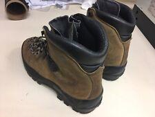 La Sportiva Italian Mountaineering Tan Black Mountain Boots A 1993 EU 43 US 9