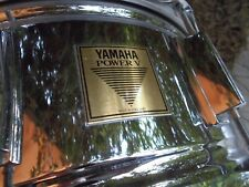 """Yamaha """"Power V"""" Snare 14"""" x 6,5"""" made in England-drums Percussion"""