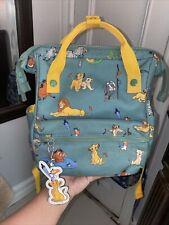 Disney Store The Lion King Kids Unisex Backpack/Handbag